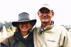 Tracy & Bob Hewlett